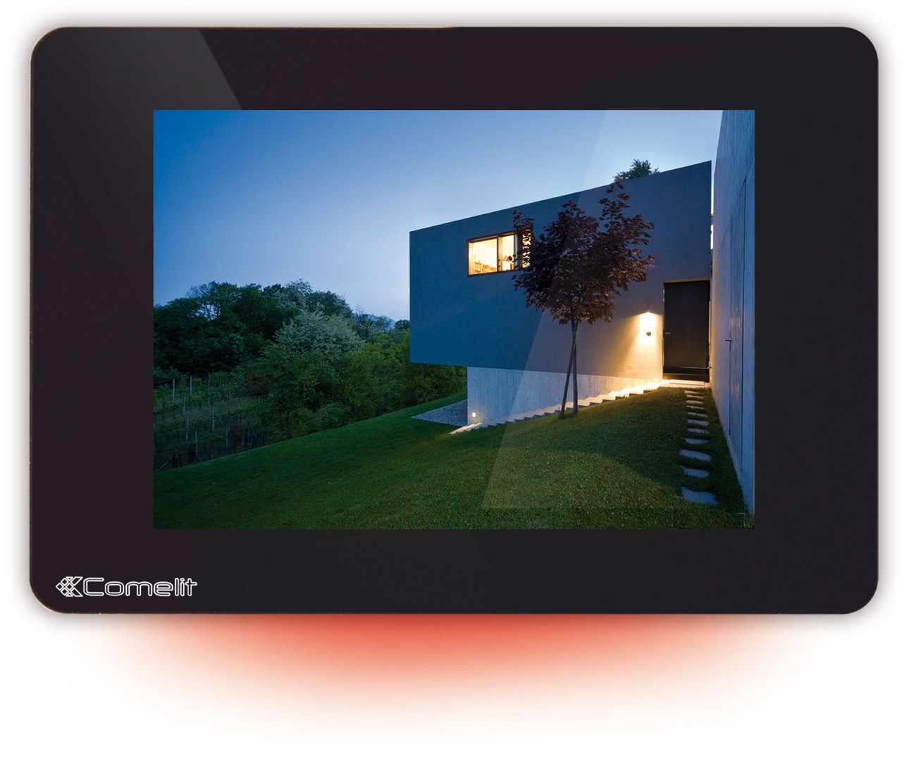 Ecran de videosurveillance - Les prestations de DomElec, expert électricien en Savoie et Haute-Savoie
