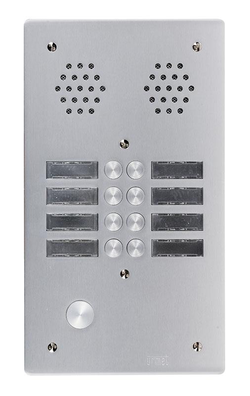Interphone immeuble - Les prestations de DomElec, expert électricien en Savoie et Haute-Savoie