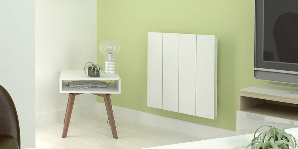 Radiateur et chauffage électrique - Les prestations de DomElec, expert électricien en Savoie et Haute-Savoie